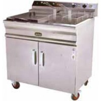 Electric Chip Fryers